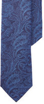 Ralph Lauren Paisley Linen Narrow Tie
