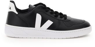 Veja V-10 Lace-Up Sneakers