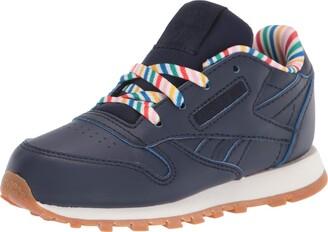 Reebok Girl's Classic Leather Sneaker