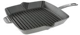 "Staub 12"" Cast Square Grill Pan"