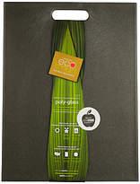 Architec Ecosmart Polyglass Chopping Board, Black
