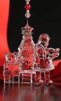 Waterford Crystal Christmas Wonders Ornament New 2014