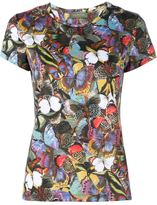 Valentino 'Camubutterfly' T-shirt