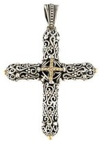 Konstantino Diamond Cross Pendant