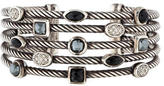 David Yurman Five-Row Confetti Bracelet