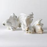 Ceramic Lucky Fish, Set of 2 Koi