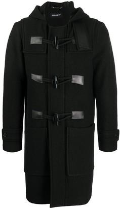 Dolce & Gabbana Wool Duffle Coat