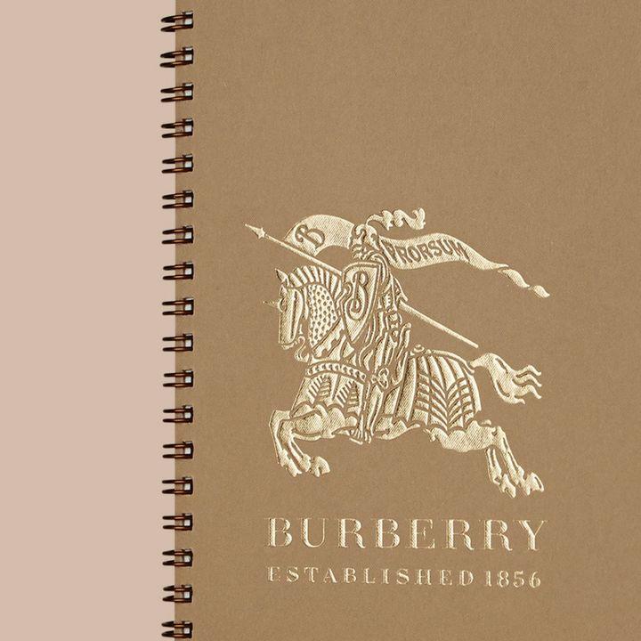 Burberry A5 Notebook Refill