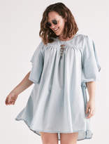 Lucky Brand Flounce Dress