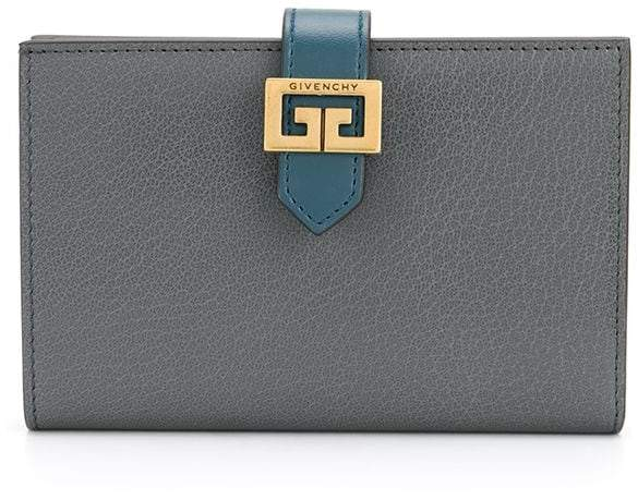 Givenchy two-toned gv3 wallet