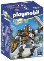 Playmobil Super 4 Black Colossus Figure
