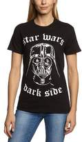 Star Wars Coole-Fun-T-Shirts Dark Side T-Shirt Black black Size: