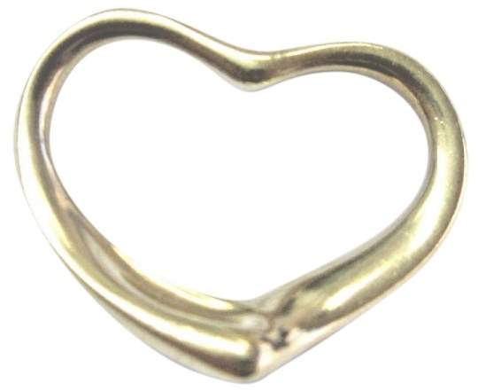 Tiffany & Co. 18K Yellow Gold Elsa Peretti Heart Pendant