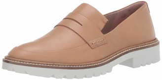 Ecco Women's Incise Tailored Slip On Penny Loafer