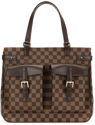 Louis Vuitton 2004s pre-owned Uzes shoulder tote bag