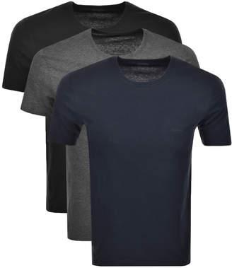 HUGO BOSS Boss Business Multi Colour Triple Pack T Shirts
