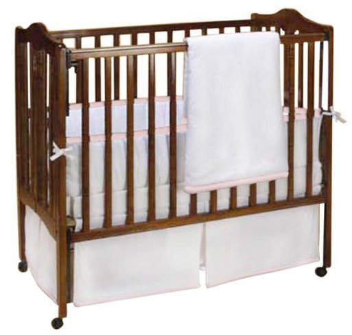 Baby Doll Bedding Forever Mine Crib Bedding Set - Sage