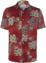 White Stuff Mamey Hawaiian Short Sleeve Shirt