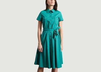 La Petite Francaise Rosa Shirt Dress - 34