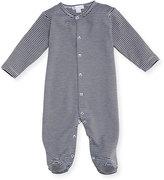 Kissy Kissy Striped Footie Pajamas, Size 0-9 Months