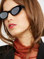 Free People Viva La Velvet Sunnies