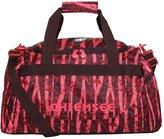 Chiemsee Matchbag Medium Sports Bag Zebra Flower