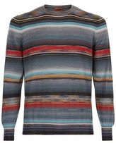 Missoni Striped Polo Jumper