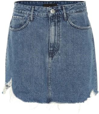 3x1 Celine denim miniskirt