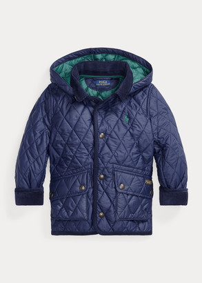 Ralph Lauren Water-Resistant Car Coat