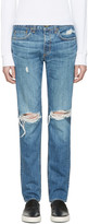 Rag & Bone Blue Standard Issue Fit 2 Jeans