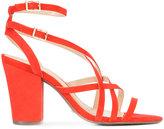 Schutz Karls strapped sandals - women - Leather/rubber - 6
