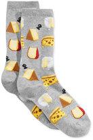 Hot Sox Women's Cheese Socks