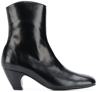 Dorateymur Mid-High Ankle Boots