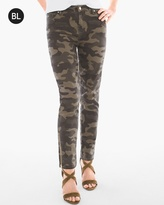 Chico's Camo Ankle Jeans