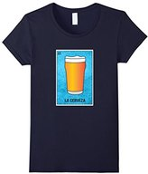 La Cerveza Loteria Card | Father's Day Gifts & T-Shirts