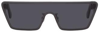 Loewe Black Small Mask Sunglasses