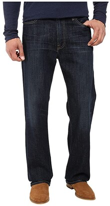 Lucky Brand 181 Relaxed Straight in Oceanside (Oceanside) Men's Jeans
