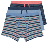 George 3 Pack A-Front Fly Trunks