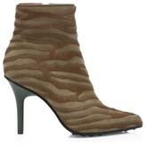 Rag & Bone Waylon Zebra-Stripe Calf Hair Ankle Boots