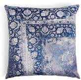 Marks and Spencer Oversized Velvet Vintage Print Cushion