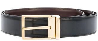 Salvatore Ferragamo Double Buckle Belt