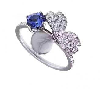 Tiffany & Co. White Platinum Rings