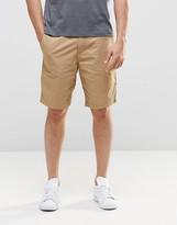 Pull&bear Chino Shorts In Tan
