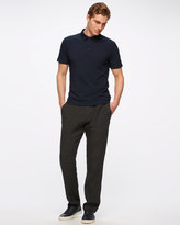 Delave Linen Drawer String Trousers