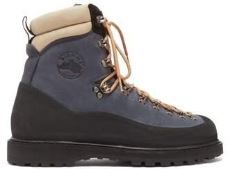 Diemme Everest Aqua Nubuck Tread Sole Hiking Boot - Mens - Black