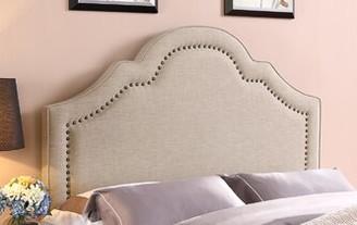 Wildon Home Full/Queen Upholstered Panel Headboard