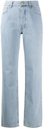 Victoria Victoria Beckham Arizona straight leg jeans
