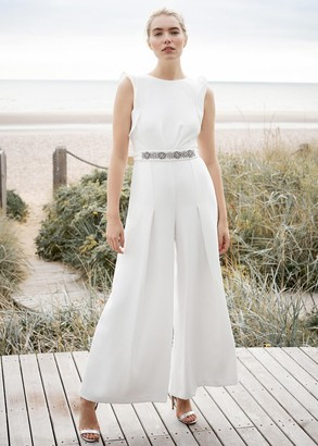 Phase Eight Victoriana Bridal Jumpsuit