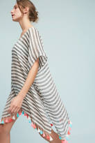 Seafolly Striped Kaftan Cover-Up