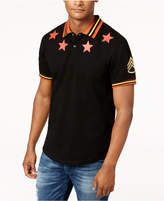Reason Men's Stars and Stripes Polo